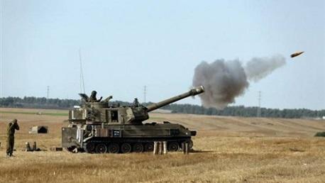 مدفعية الاحتلال تقصف شرق غرة