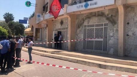 تحيين / القبض على مرتكب عملية السطو المسلح على فرع بنكي بالمنار