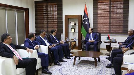تنسيق تونسي - ليبي لإقامة مشاريع إستراتيجية بالمنطقة الحدودية