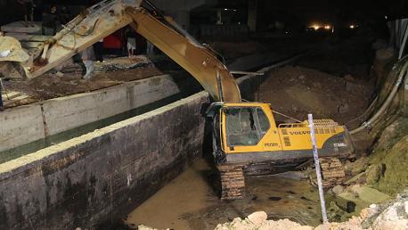 انفجار قناة جلب مياه بالزهروني: قرارات خلية الأزمة
