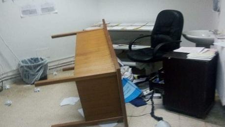 الاعتداء على الطاقم الطبي بمستشفى القصرين وتهشيم تجهيزاته