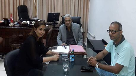 اتفاق بين نقابة الصحفيين والإدارة العامة لدار سنيب لابراس حول حل الأزمة بالمؤسسة