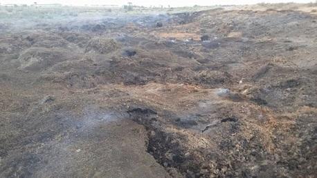 انبعاث غاز الرادون والدخان بمنطقة المتبسطة في القيروان