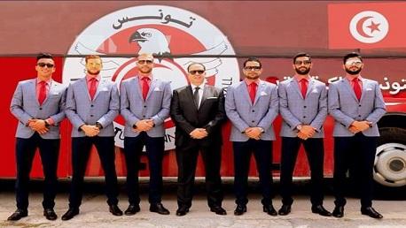 المنتخب التونسي في مونديال روسيا 2018