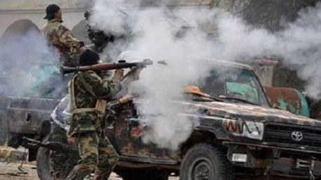 ليبيا: 41 قتيلاً و128 جريحًا جراء اشتباكات طرابلس