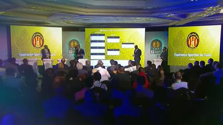 قرعة دوري أبطال أفريقيا: الترجي يُواجه النجم الساحلي