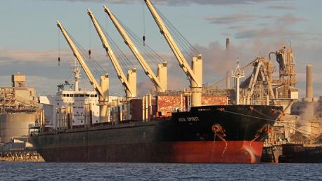 اتحاد الشغل يُقرر منع باخرة صهيونية من الرسو بميناء صفاقس