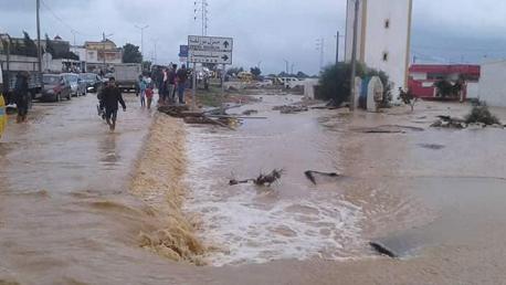 نابل: ارتفاع عدد ضحايا الفيضانات إلى 5 أشخاص