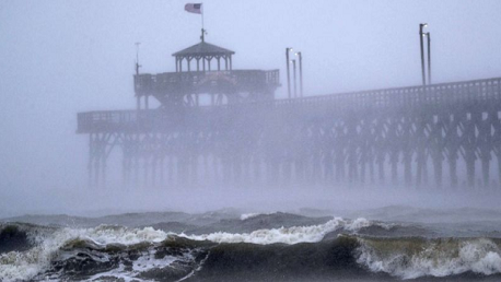 """إعصار فلورنس"""" يجتاح أمريكا"""