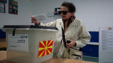 مقدونيا: انطلاق استفتاء شعبي على تغيير اسم البلاد