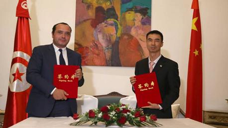توقيع مذكرة تفاهم تتعلق بتركيز منصة لصناعة وتصدير السيارات بتونس