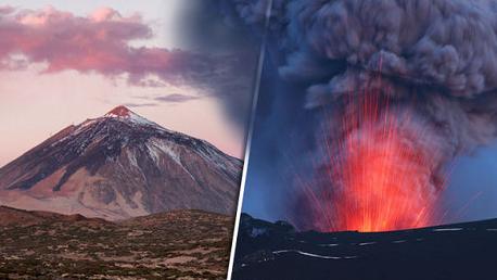 """بأيسلندا: بركان """"كاتلا"""" يُهدد الحياة في شمال أوروبا كلها"""