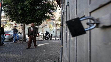 فلسطين: إضراب شامل يشلّ كافة مناحي الحياة