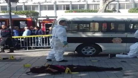 تفجير شارع الحبيب بورقيبة: الانتحارية ثلاثينية وأًصيلة المهدية