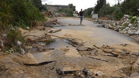 فيضانات نابل
