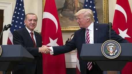 ترامب أردوغان
