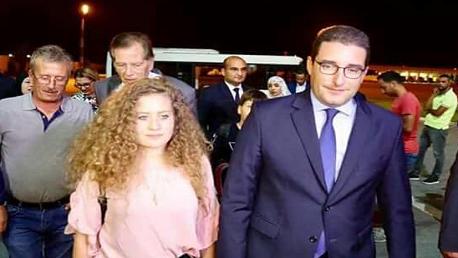 عهد التميمي تونس