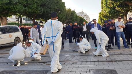 عملية انتحارية بتونس االعاصمة تحقيق