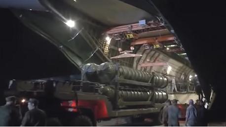 إحضار إس-300 إلى سوريا