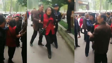 امرأة تطعن 14 طفلا في روضة بالصين