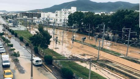 استئناف حركة سير القطارات على خط الأحواز الجنوبية لتونس العاصمة في الإتجاهين