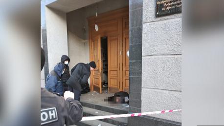تفجير بمقر الأمن الفيدرالي شمالي روسيا يُخلف قتيلاً وجرحى
