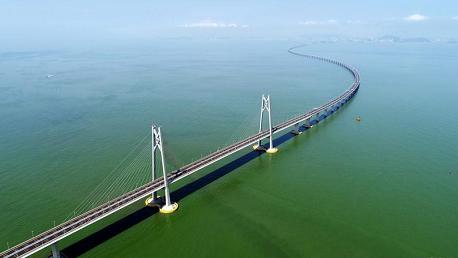 جسر الصين