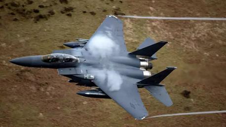 تحطم طائرة حربية أمريكية في اليابان