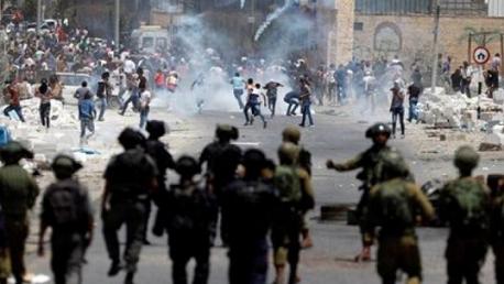 إصابة 3 فلسطينيين برصاص الاحتلال والعشرات بالاختناق شمال غزة