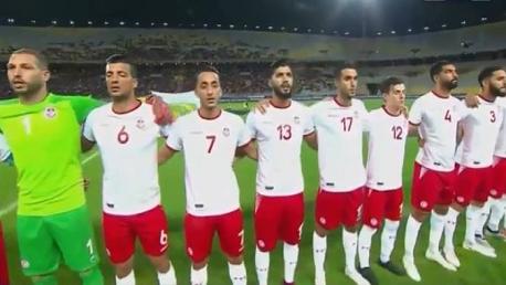 رغم هزيمتها مع مصر: تونس تتصدّر مجموعتها في تصفيات كان 2019