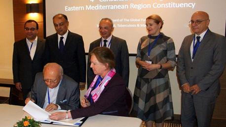 الصندوق العالمي لمكافحة السيدا والسل والملاريا يُسند لتونس منحة جديدة قدرها 5 ملايين دولار