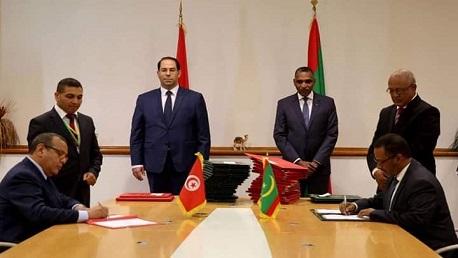 الدورة 18 للجنة العليا المشتركة التونسية الموريتانية تتوج بجملة من الاتفاقيات ومذكرات التفاهم