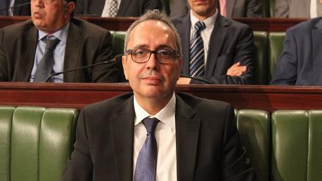 وزير العدل كمال الجاموسي