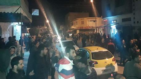 القصرين: العثور على سيارة تاكسي تمّ افتكاكها من صاحبها