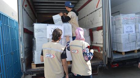 إيطاليا تُسلّم50 ألف أورو للعائلات المتضررة من فيضانات نابل