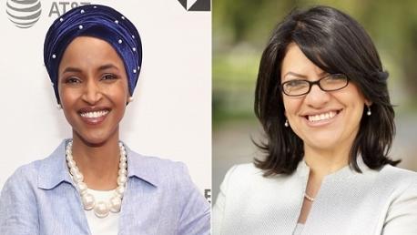 انتخاب امرأتين من أصول مسلمة في الكونغرس الأمريكي