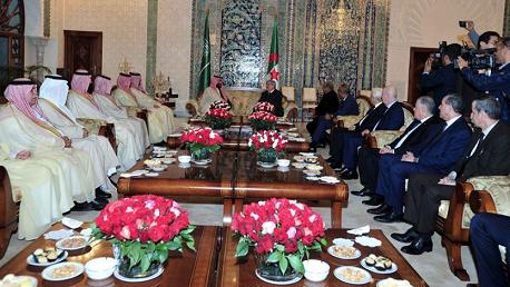 خلال زيارة بن سلمان: اتفاق على إنشاء مجلس أعلى للتنسيق السعودي الجزائري