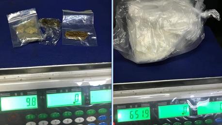 بمطار قرطاج: إحباط تهريب كمية هامة من مخدر الكوكايين