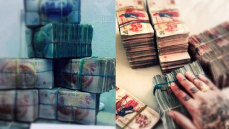 بالعاصمة: الكشف عن شبكة مختصة في تدليس وتغيير العملة الورقية