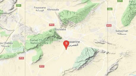 رجة أرضية بقوة 3.67 درجات يضرب ولاية القصرين