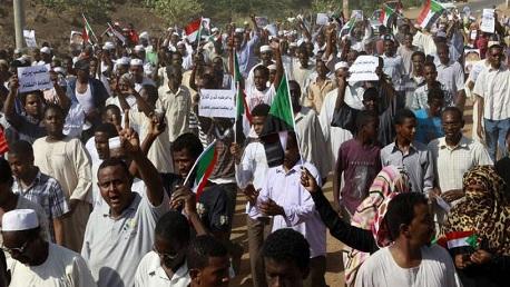 8  قتلى خلال احتجاجات على ارتفاع اسعار الخبز في #السودان