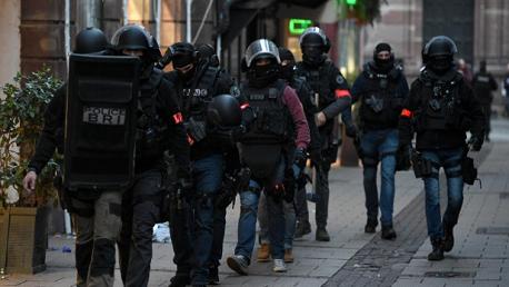 مقتل مُنفّذ هجوم ستراسبورغ واعتقال والداه واثنان من أشقائه