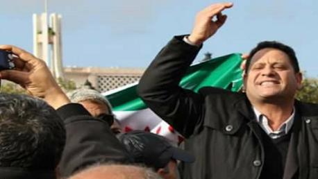 نقيب الصحفيين ناجي البغوري