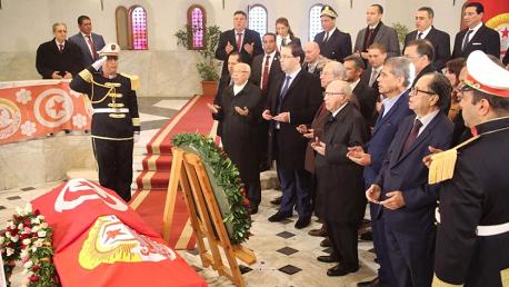 موكب احياء الذكرى 66 لاغتيال الزعيم الوطني فرحات حشاد