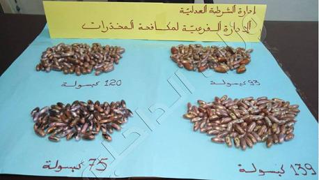 القبض على 6 مورطين في تهريب المخدرات من دولة مجاورة وترويجها في تونس