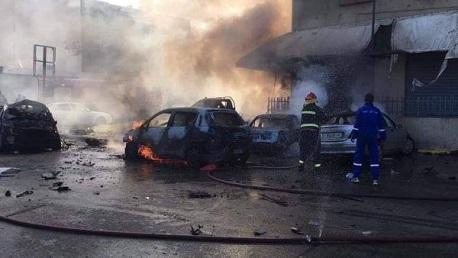 3 قتلى و21 جريحًا حصيلة الهجوم على مقر وزارة الخارجية الليبية