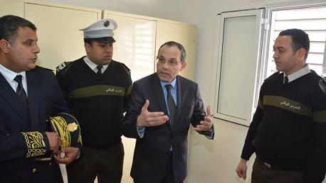خلال زيارته لجندوبة: وزير الداخلية يتفقد المناطق الحدودية ويدعو لليقظة