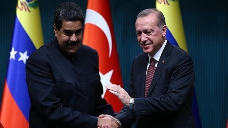 أردوغان مادورو