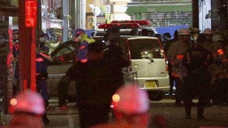 اليابان: 9 جرحى في حادث دهس بأحد شوارع طوكيو