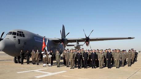 وحدة عسكرية تُغادر تونس نحو مالي للمشاركة في البعثة الأممية لحفظ السلام